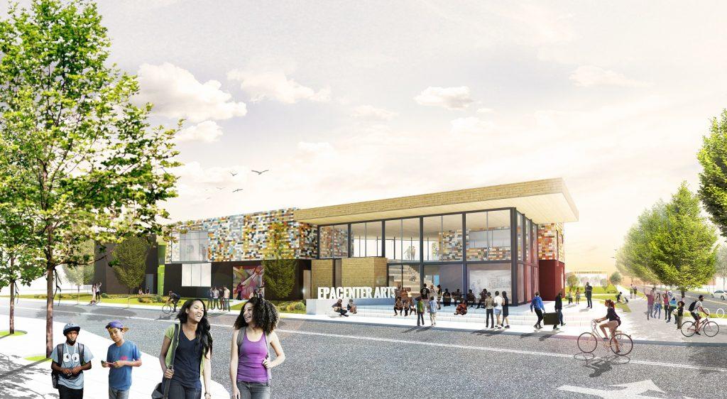 EPA Center Arts (Entry)