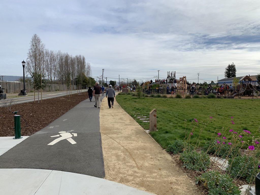 cross alameda trail